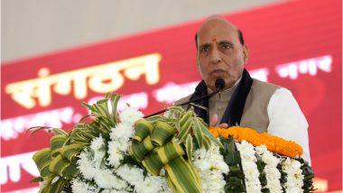 केंद्रीय गृहमंत्री राजनाथ सिंह का बड़ा बयान, कहा- 2019 का लोकसभा चुनाव बीजेपी के लिए कोई चुनौती नहीं