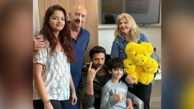 राकेश रोशन की कैंसर सर्जरी के बाद सामने आई पहली तस्वीर, ऋतिक रोशन समेत परिवार ने मनाया जश्न