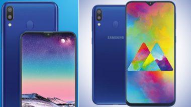 Samsung Galaxy M10 और M20 लॉन्च, जानें कीमत और खास फीचर्स