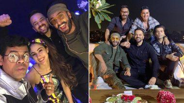 Simmba Success Party: रणवीर सिंह- सारा अली खान ने सितारों संग मचाया धमाल, फोटोज Viral