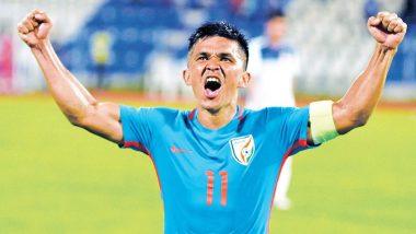 AFC Asian Cup 2019: जीत से खुश सुनील छेत्री ने कहा- 'हर खिलाड़ी भागा और सभी ने ऐसा डिफेंस किया मानो उनकी जिंदगी उस पर टिकी हो'