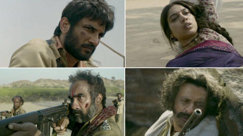 Sonchiriya Official Trailer: दिल दहला देगी चंबल के डाकुओं की ये कहानी, देखें फिल्म का ये ट्रेलर