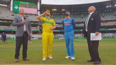 India vs Australia 3rd ODI 2019: कप्तान विराट कोहली ने टॉस जीतकर पहले गेंदबाजी करने का फैसला लिया