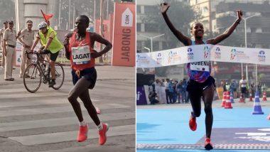 Tata Mumbai Marathon 2019: कोसमास लागेट और वर्कनेस अलेमु ने जीती मुंबई मैराथन