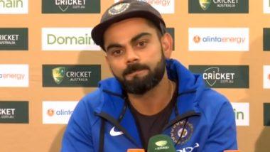 India vs Australia 2nd T20 2019: हार के बाद कप्तान विराट कोहली ने कहा- ग्लैन मैक्सवेल की ऐसी पारी के सामने कुछ नहीं कर सकते