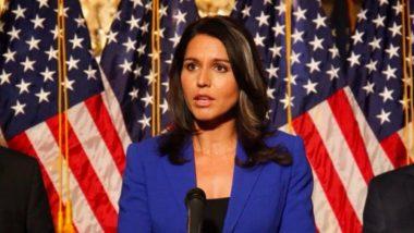 अमेरिका की पहली हिंदू सांसद तुलसी गेबार्ड इतिहास रचने की राह पर, 2020 में लड़ेंगी US राष्ट्रपति चुनाव