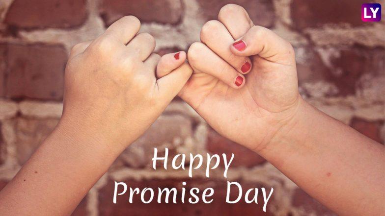 Promise Day 2019: पार्टनर को भेजें ये 5 प्यार भरी शायरी, घोल देगी रिश्ते में मिठास