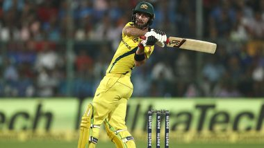 ENG vs AUS 1st ODI 2020: ग्लेन मैक्सवेल और मिशेल मार्श का शानदार अर्धशतक, ऑस्ट्रेलिया ने इंग्लैंड के सामने रखा 295 रन का लक्ष्य