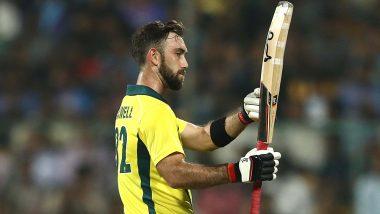 India vs Australia 2nd T20 2019: शानदार शतकीय पारी के लिए ग्लैन मैक्सवेल को मिला 'मैन ऑफ द मैच' अवार्ड
