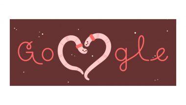 Happy Valentine's Day 2019: Google ने सभी प्यार करने वालों को समर्पित किया आज का रोमांटिक doodle