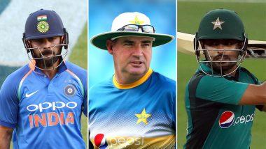 भारतीय कप्तान विराट कोहली से बाबर आजम की तुलना करना मेरी जल्दबाजी थी, पाकिस्तान क्रिकेट टीम के मुख्य कोच मिकी आर्थर ने मानी अपनी भूल