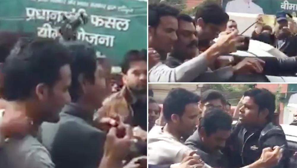 सेल्फी के लिए फैन ने पकड़ी नवाजुद्दीन सिद्दीकी की गर्दन और फिर जो हुआ...., देखें वीडियो