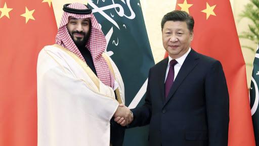 सऊदी के क्राउन प्रिंस बिन सलमान ने राष्ट्रपति शी जिनपिंग से की मुलाकात, 10 अरब की रिफाइनरी का किया सौदा