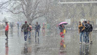 जम्मू-कश्मीर से लेकर हिमाचल प्रदेश में बारिश और बर्फबारी की बढ़ी संभावना
