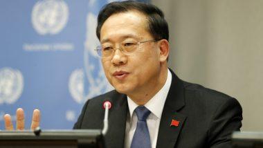 चीन के प्रतिनिधि मा झाओशू ने कहा- हम वेनेजुएला के मामलों में विदेशी हस्तक्षेप के खिलाफ