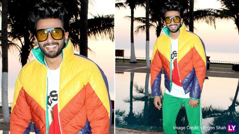 गली बॉय के प्रमोशन्स के दौरान रणवीर सिंह ने पहने अजीबोगरीब जूते, तस्वीरें देखकर आप भी रह जाएंगे दंग