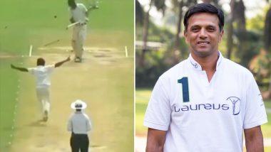 11 रन पर 10 खिलाड़ियों को आउट करने वाले रैक्स राजकुमार सिंह को मिला राहुल द्रविड़ का साथ, अंडर-19 टीम में हुए सिलेक्ट