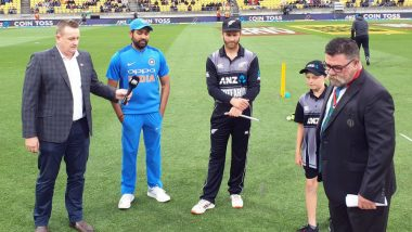 India vs New Zealand 1st T20 2019: भारत ने जीता टॉस, लिया गेंदबाजी का फैसला