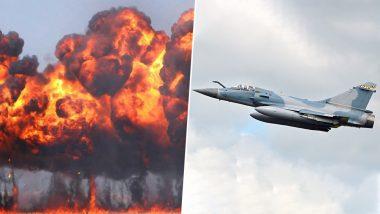 Surgical Strike 2: इंडियन एयरफोर्स ने पाक में JEM के सबसे बड़े शिविर पर किया हमला