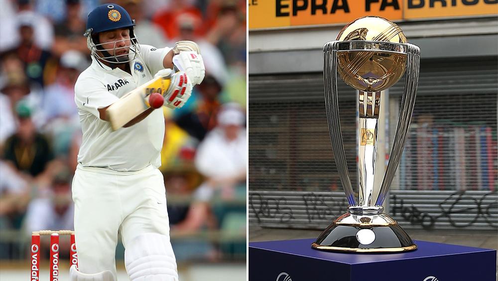 ICC Cricket World Cup 2019: वीवीएस लक्ष्मण की नजर में इंडिया और इंग्लैंड विश्व कप के प्रबल दावेदार