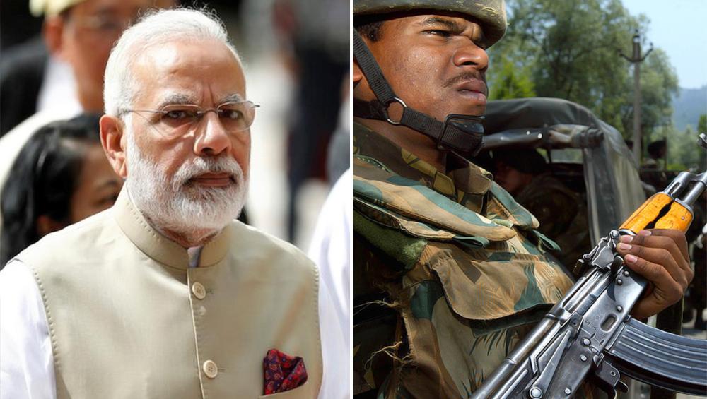 पुलवामा आतंकी हमला: प्रधानमंत्री नरेंद्र मोदी ने भारतीय सेना को दी खुली छूट, अब आतंकियों की खैर नहीं