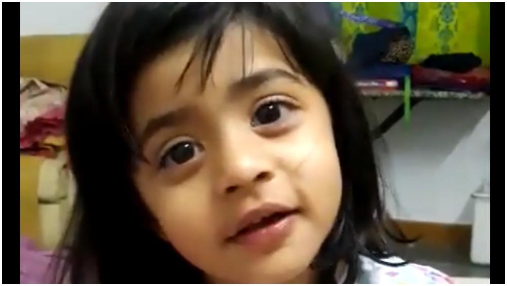 शहीद मेजर अक्षय गिरीश की बेटी की बातें सुनकर आपको भी होगा गर्व, देखें दिल को छू लेने वाला ये VIDEO