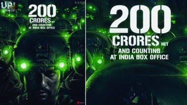 विक्की कौशल की 'उरी' ने पार किया 200 करोड़ का आकड़ा, इन 7 बड़ी फिल्मों के तोड़े रिकॉर्ड्स