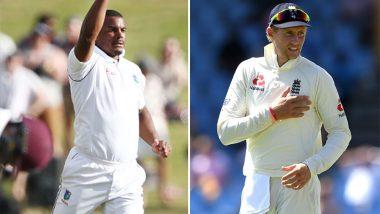 """England vs West Indies: शैनन गेब्रियल ने जोए रूट से मांगी माफी, कहा था- तुम क्यों मुझे देखकर मुस्कुरा रहे हो? क्या तुम लड़कों को पसंद करते हो?"""""""