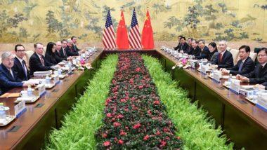 बीजिंग: चीन-अमेरिकी के बीच जारी व्यापार वार्ता, दोनों पक्ष 1 मार्च से पहले अपने मतभेदों को दूर करने के लिए प्रयत्नशील