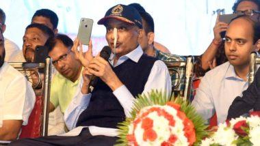 गोवा: सीएम मनोहर पर्रिकर को मिली अस्पताल से छुट्टी, अपने आवास के लिए हुए रवाना