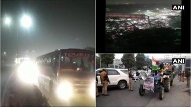 दिल्ली-नोएडा DND फ्लाइओवर हुआ चालू, किसानों के प्रदर्शन के कारण किया गया था बंद