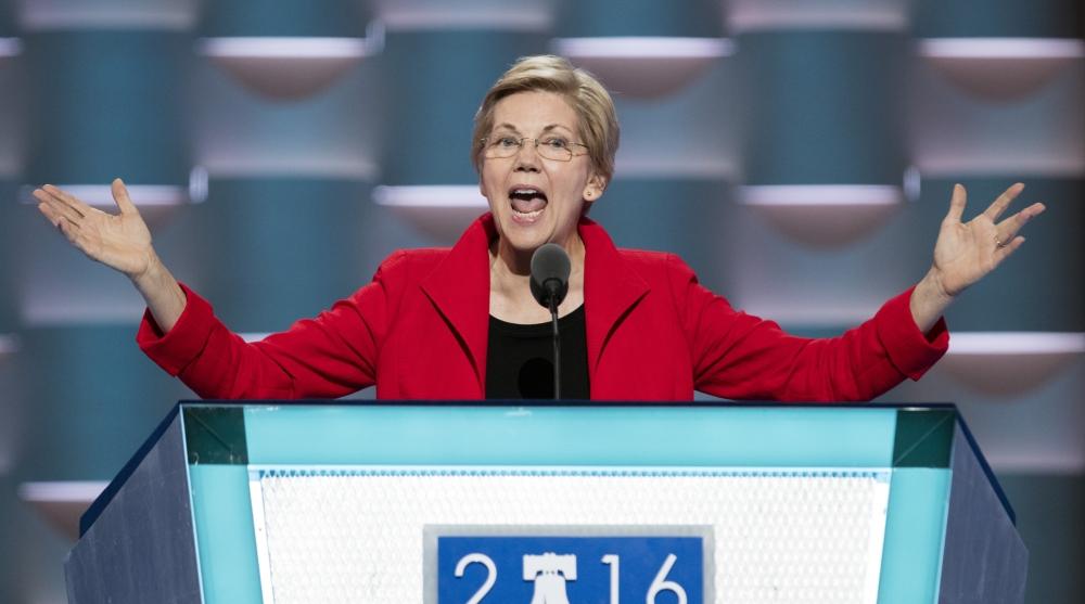 डेमोक्रेट एलिजाबेथ वॉरेन ने 2020 अमेरिकी राष्ट्रपति चुनाव अभियान की औपचारिक शुरुआत की