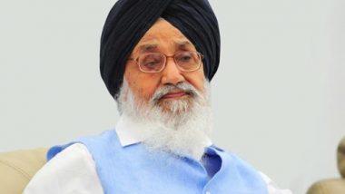 लोकसभा चुनाव 2019: प्रकाश सिंह बादल ने साधा गांधी परिवार पर निशाना, कहा- मोदी साहब से मुकाबले में कौन हो सकता है...