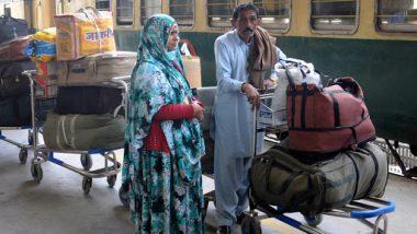 पुलवामा आतंकी हमले के बाद समझौता एक्सप्रेस से आने वाले यात्रियों की घटी संख्या