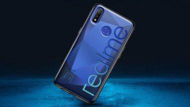 Realme3 की तस्वीर हुई लीक, अगले महीने भारत में हो रहा है लॉन्च