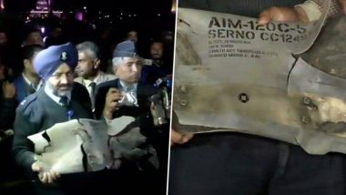 तीनों सेनाओं की प्रेस कॉन्फ्रेंस में पेश किए गए पाकिस्तानी झूठ के सबूत, कहा- हम पाक के किसी भी दुस्साहस का जवाब देने को तैयार