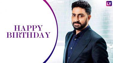 जन्मदिन विशेष: गिनीज बुक में दर्ज है अभिषेक बच्चन का नाम, वजह जानकर दंग रह जाएंगे आप