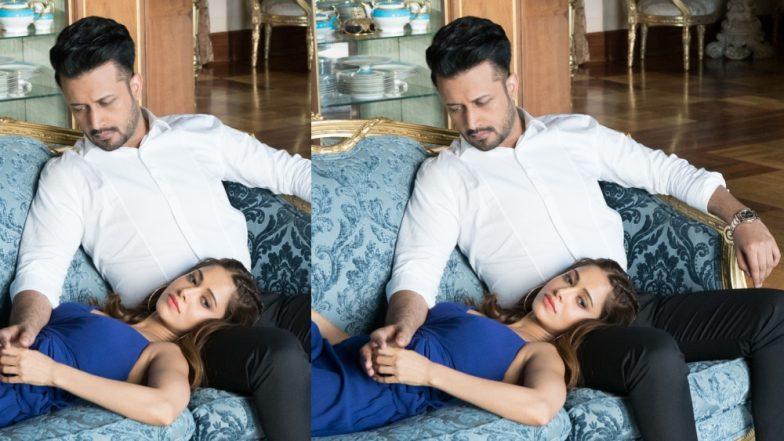 भूषण कुमार जल्द ही आतिफ असलम का नया सिंगल 'बारिशें' करेंगे रिलीज, नुसरत भरुचा आएंगी नजर