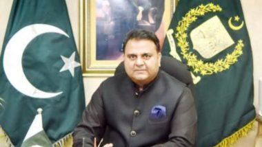 2022 तक पहला अंतरिक्ष यात्री भेजेगा पाकिस्तान:  मंत्री फवाद हुसैन