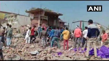 Bomb Blast in Aurangabad: बिहार के औरंगाबाद जिले में बम विस्फोट, मां और बेटा घायल, जांच में जुटी पुलिस