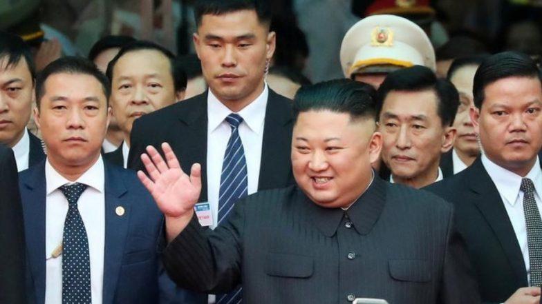 राष्ट्रपति व्लादिमीर पुतिन से मुलाकात करने रूस पहुंचे किम जोंग उन