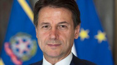 इटली के प्रधानमंत्री गियुसेप्पे कोंटे ने कहा- यूरोप को प्रवासियों का बोझ साझा करना चाहिए