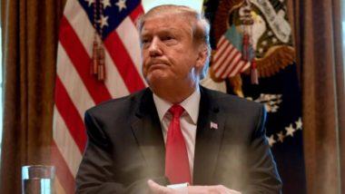 अमेरिकी सीनेट ने राष्ट्रपति ट्रंप को दिया बड़ा झटका, सीरिया और अफगानिस्तान से सैनिकों की वापसी के खिलाफ प्रस्ताव पारित