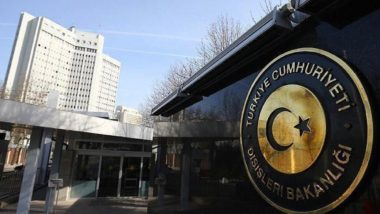 तुर्की सरकार ने सीरियाई शासन और विद्रोहियों के 20 कैदियों को किया रिहा