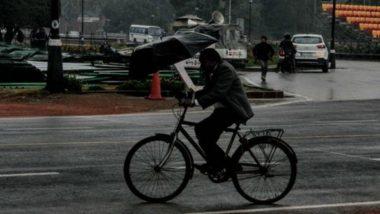 दिल्ली-एनसीआर में अगले 48 घंटों में हल्की बारिश की संभावना, तापमान में आई नमी