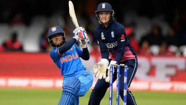 India vs England Women Cricket 3rd ODI 2019: गुरुवार को वानखेड़े स्टेडियम में भारतीय महिला टीम इंग्लैंड के खिलाफ क्लीन स्वीप के इरादे से उतरेगी मैदान में