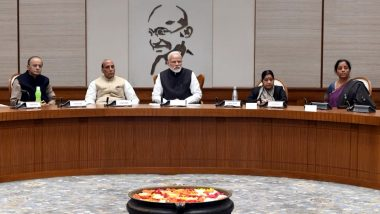 Modi Cabinet 2.0 : नए मंत्रिमंडल में कई नेताओं का दर्जा बढ़ा, कइयों ने दूसरे कार्यकाल के लिए ली शपथ