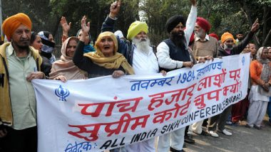 1984 सिख विरोधी दंगा मामला: HC से दोषी करार पहुंचे सुप्रीम कोर्ट, दिल्ली पुलिस को भेजा नोटिस