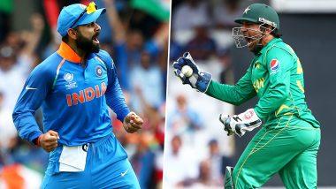 ICC Cricket World Cup 2019: भारत-पाकिस्तान का मैच होगा रद्द? आज BCCI की अहम बैठक में होगा फैसला