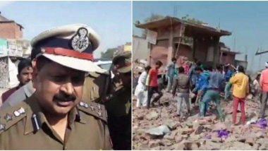 उत्तर प्रदेश: भदोही में हुए विस्फोट मामले पर विधायक ने जताया शक, कहा- इस घटना पर पर्दा डालने की हो रही है कोशिश